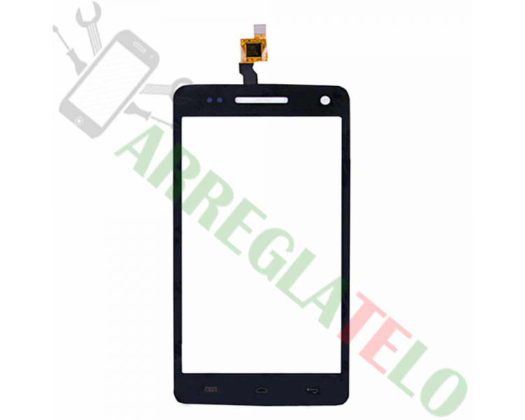 Touch Screen Digitizer for Wiko Rainbow | Color Black Wiko - 1