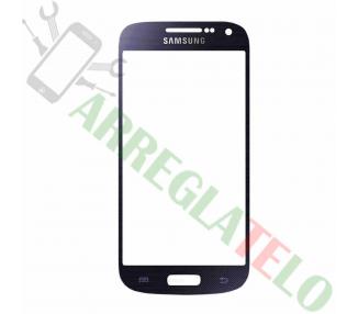 Digitalizzatore touch screen per Samsung Galaxy S4 Mini i9190 i9195 blu