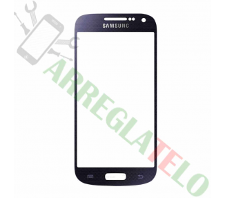 Touch Digitizer Vetro per Samsung Galaxy S4 Mini i9190 i9195 Blu