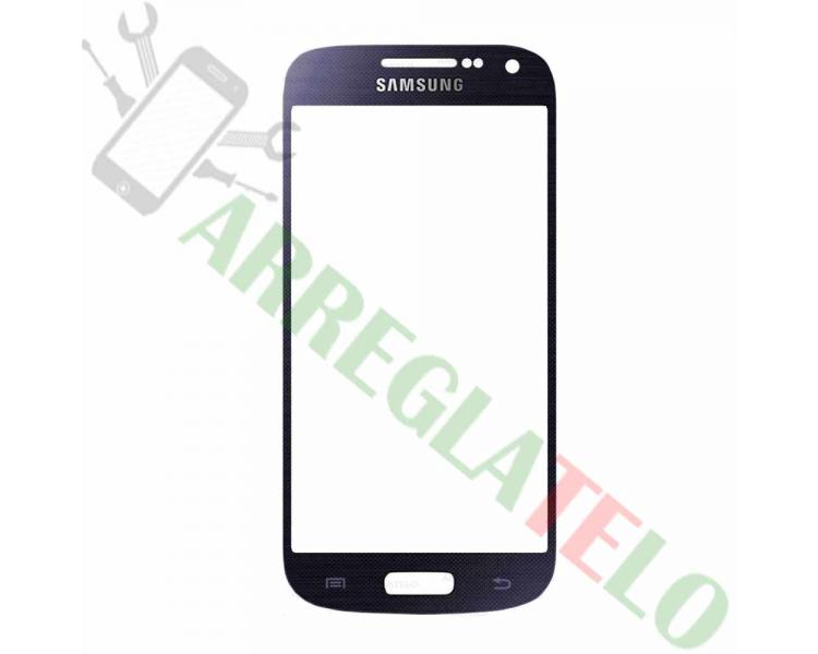 Touchscreen Digitizer voor Samsung Galaxy S4 Mini i9190 i9195 Blauw ARREGLATELO - 1