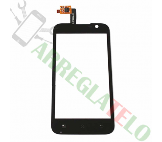Digitalizzatore touch screen per BQ Aquaris 5 5 Nero Nero "