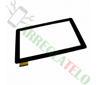 Pantalla Tactil Digitalizador para Wolder California Negro Negra Wolder - 1