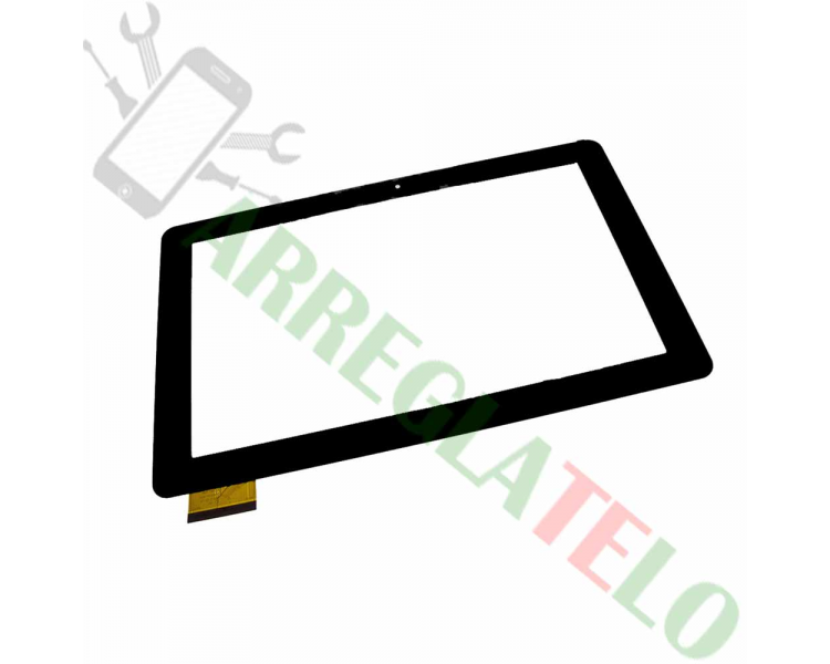 Touch Screen Digitizer for Wolder California HC261159A1 FPC017H V2.0 | Color Black Wolder - 1