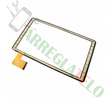 Touch Screen Digitizer for Woxter SX100 SX110 QX103 | Color Black Woxter - 1