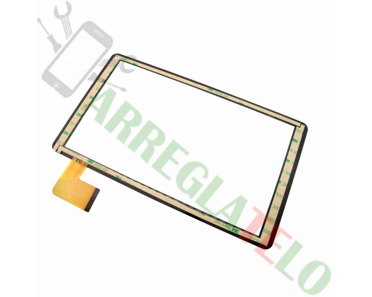 Touch Screen Digitizer for Woxter SX100 SX110 QX103 | Color Black