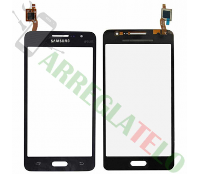 Touch Digitizer Vetro per Samsung Galaxy Grand Prime G530 G530F Nero ULTRA+ - 1