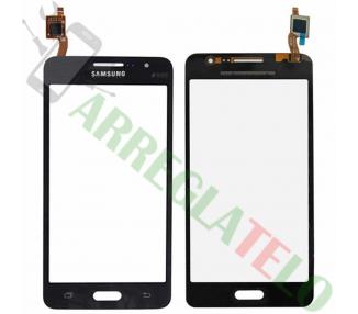 Pantalla Tactil para Samsung Galaxy Grand Prime G530 G530F Negro Negra ARREGLATELO - 1