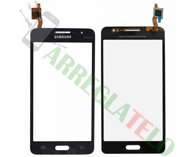 Touch Screen Digitizer for Samsung Galaxy Grand Prime G530 G530F | Color Black
