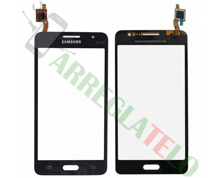 Touchscreen voor Samsung Galaxy Grand Prime G530 G530F Zwart Zwart ARREGLATELO - 1