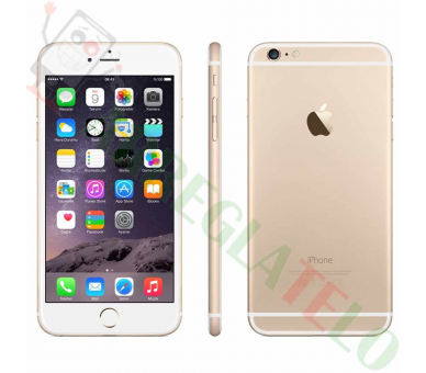 Apple iPhone 6 | Gold | 16GB | Refurbished | Grade A+ | Apple - 1