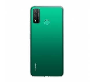 Funda Silicona Huawei P Smart 2020 Transparente Ultrafina