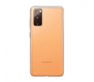 Funda Silicona Samsung Galaxy S20 FE Transparente Ultrafina