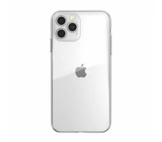 Funda Silicona iPhone 12 / 12 Pro Transparente Ultrafina