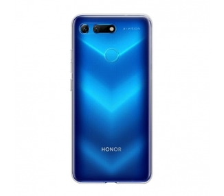 Funda Silicona Huawei Honor View 20 Transparente Ultrafina