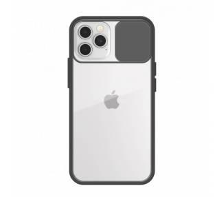 Funda Gel Iphone 12 / 12 Pro con cámara Cubierta Deslizante ARREGLATELO - 2