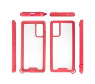 Funda Bumper Anti-Shock IPhone 12 / 12 Pro con Cordón corto - 3 Colores