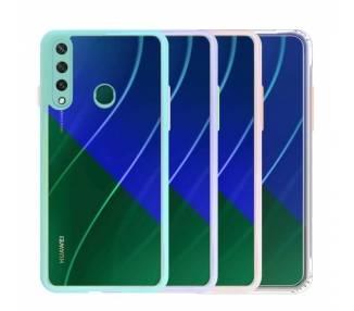 Funda Anti-golpe Blue Light Huawei Y6P - 4 Colores ARREGLATELO - 1