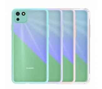 Funda Anti-golpe Blue Light Huawei Y5P - 4 Colores ARREGLATELO - 2