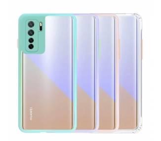 Funda Anti-golpe Blue Light Huawei P40 Lite 5G - 4 Colores ARREGLATELO - 2