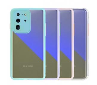 Funda Anti-golpe Blue Light Samsung Galaxy S20 Ultra - 4 Colores ARREGLATELO - 1