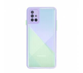 Funda Anti-golpe Blue Light Samsung Galaxy A71 - 4 Colores ARREGLATELO - 2