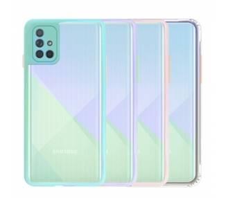 Funda Anti-golpe Blue Light Samsung Galaxy A51 - 4 Colores ARREGLATELO - 1