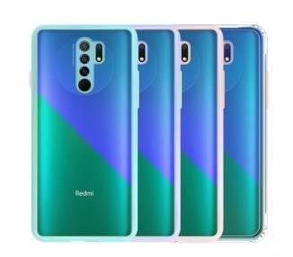 Funda Anti-golpe Blue Light Xiaomi Redmi 9 - 4 Colores ARREGLATELO - 2