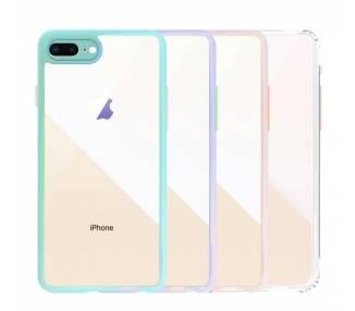 Funda Anti-golpe Blue Light IPhone 7/8 Plus - 4 Colores ARREGLATELO - 1