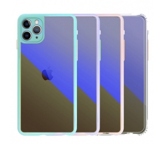 Funda Anti-golpe Blue Light IPhone 11 Pro Max - 4 Colores ARREGLATELO - 1