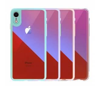 Funda Anti-golpe Blue Light IPhone XR - 4 Colores ARREGLATELO - 2