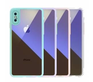 Funda Anti-golpe Blue Light IPhone X/Xs - 4 Colores ARREGLATELO - 1