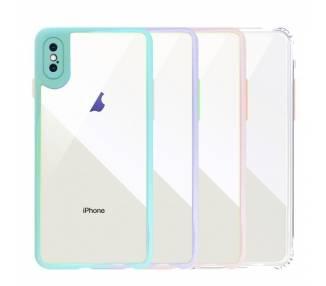 Funda Anti-golpe Blue Light IPhone Xs Max - 4 Colores ARREGLATELO - 1