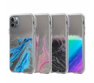 Funda Antigolpe IPhone 11 Pro Max Efecto Gradiente - 4 Colores ARREGLATELO - 2