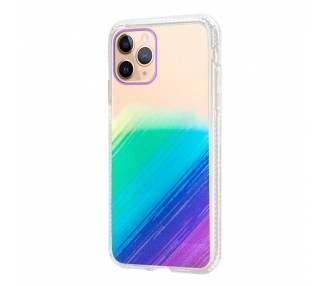 Funda Antigolpe IPhone 11 Pro Efecto Gradiente - 4 Colores ARREGLATELO - 1
