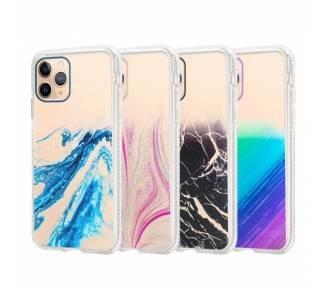 Funda Antigolpe IPhone 11 Pro Efecto Gradiente - 4 Colores ARREGLATELO - 2