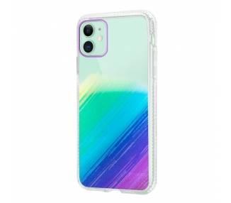 Funda Antigolpe IPhone 11 Efecto Gradiente - 4 Colores ARREGLATELO - 1