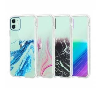 Funda Antigolpe IPhone 11 Efecto Gradiente - 4 Colores ARREGLATELO - 2