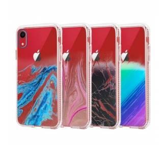 Funda Antigolpe IPhone XR Efecto Gradiente - 4 Colores ARREGLATELO - 2