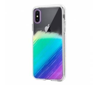 Funda Antigolpe IPhone X Efecto Gradiente - 4 Colores ARREGLATELO - 1