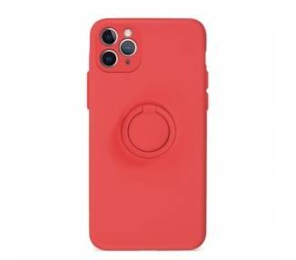 Funda Gel Silicona Suave Flexible para iPhone 11 Pro Max con Imán y Soporte de Anilla 360º 15 Colores ARREGLATELO - 2
