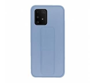 Funda Silicona Samsung Galaxy A91/s10 Lite Gel Premium con Soporte Magnético 4 Colores ARREGLATELO - 2