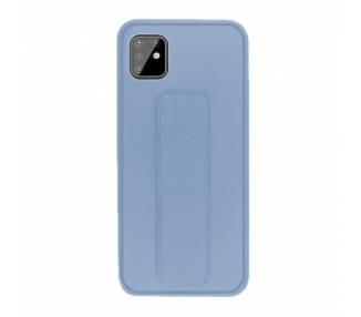 Funda Silicona Samsung Galaxy A81 Gel Premium con Soporte Magnético 4 Colores ARREGLATELO - 2