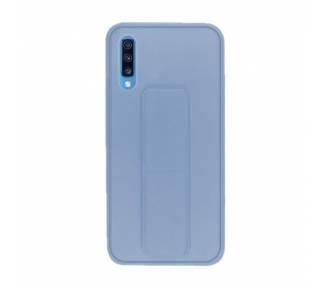 Funda Silicona Samsung Galaxy A70 Gel Premium con Soporte Magnético 4 Colores ARREGLATELO - 2