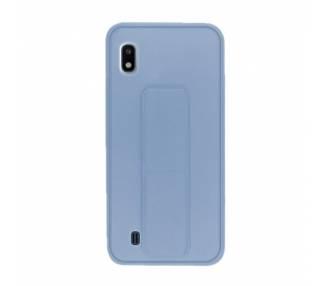 Funda Silicona Samsung Galaxy A10 Gel Premium con Soporte Magnético 4 Colores ARREGLATELO - 2