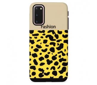 Funda Gel Doble Capa Samsung Galaxy S20 - Fashion