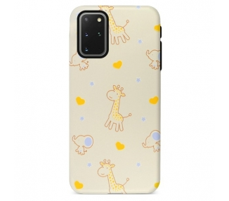 Funda Gel Doble Capa Samsung Galaxy S20 Plus - Jirafa