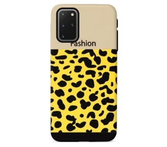 Funda Gel Doble Capa Samsung Galaxy S20 Plus - Fashion