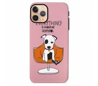 Funda Gel Doble Capa IPhone 11 Pro - Perro Everything