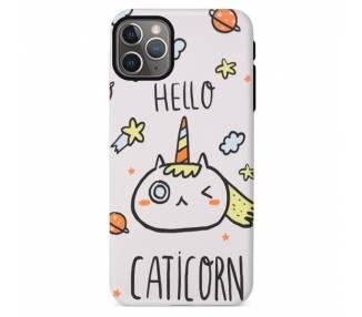 Funda Gel Doble Capa IPhone 11 Pro Max - Caticorn