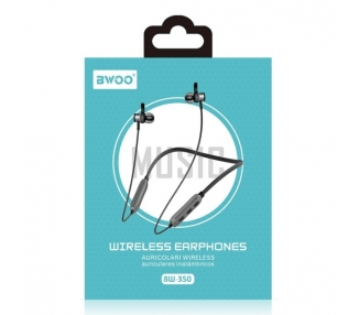 Auricular Cascos Con Bluetooth BWOO BW-350